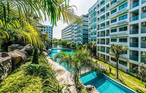 芭提雅最大水系公寓 Laguna Beach Resort 3 Maldives # KingLand Condotel 芭提雅最大水系公寓 Laguna Beach Resort 3 Maldives # KingLand Condotel