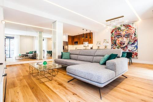 Luxury Apartment Salamanca District, Madrid, Spain