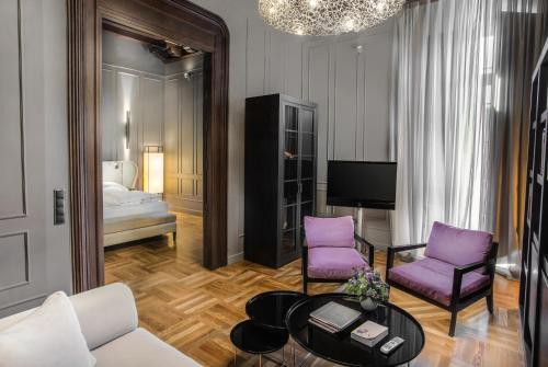 Suite Hotel Palacio De Villapanés 22