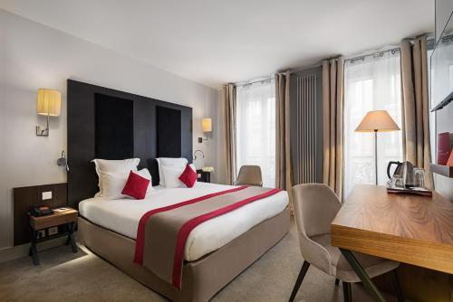 Hotel Elysées Bassano - Hôtel - Paris