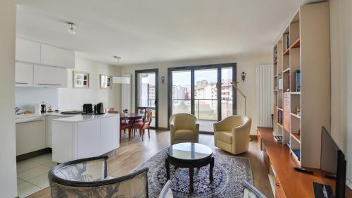 SavoieLac - Appartement B501 - Hotel - Annecy