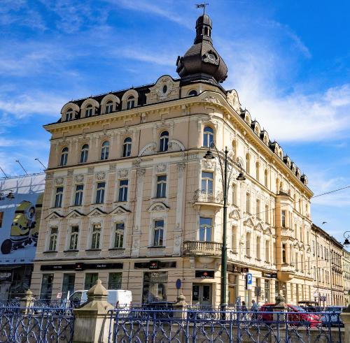 Luxuryapartments - Radziwillowska Old Town
