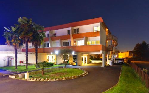 Hotel-overnachting met je hond in Citotel Atlantic Hotel - Pau