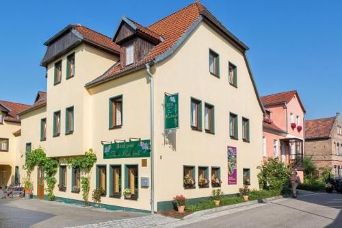 . Hotel garni Zum Rebstock