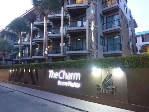 The Charm Resort Studio Appartment The Charm Resort Studio Appartment