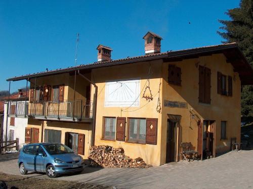 Agriturismo La Meridiana - Hotel - Frabosa Sottana