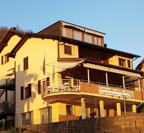 Hotel-overnachting met je hond in Locanda della Pace - Sessa