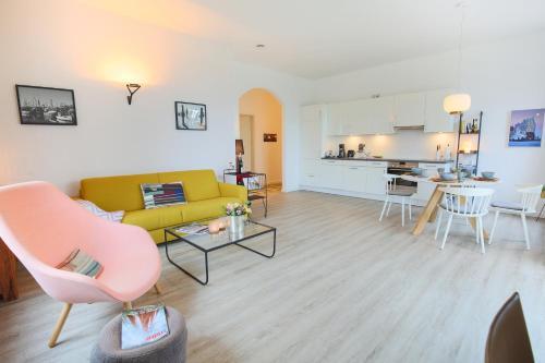 . Apartment Villa Schwanenteich