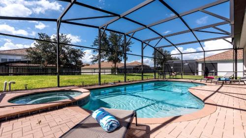 6 Bedrooms Villa In Windsor Hills (2536hs) - Kissimmee, FL 34747