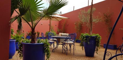 . Appartement Centre Gueliz Hanane