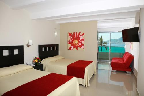 Las Flores Beach Resort, Mazatlán