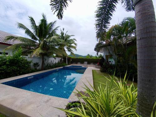 Hua Hin Pool Villa ( บ้านพักนายจรณ์หัวหิน) Hua Hin Pool Villa ( บ้านพักนายจรณ์หัวหิน)