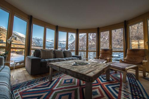 Apartment Engelhüs Zermatt