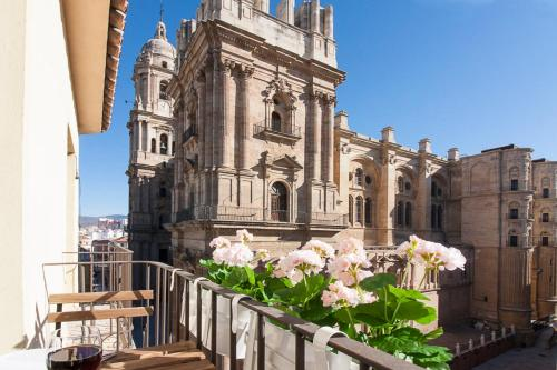 Hotel Malaga Center Flat Cathedral