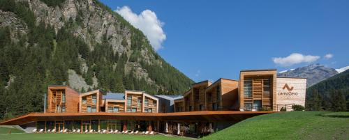 CampZero Active & Luxury Resort Champoluc
