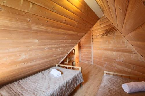 Studio s pogledom na gore (5 odraslih) (Studio with Mountain View 5 Adults)