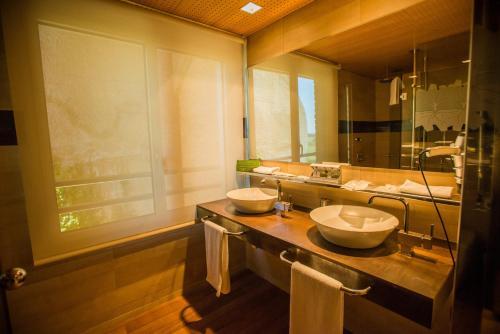 Standard Doppel- oder Zweibettzimmer Hotel Eguren Ugarte 7