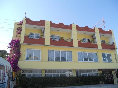 Kizkalesi Barış Hotel odalar