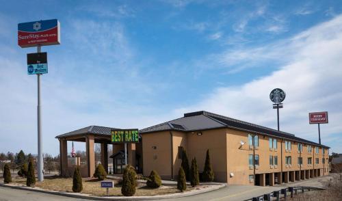 . SureStay Plus Hotel by Best Western Somerset
