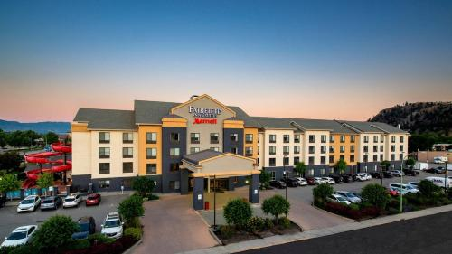 Fairfield Inn & Suites by Marriott Kelowna