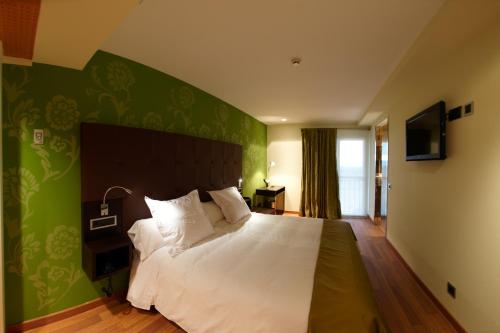 Standard Doppel- oder Zweibettzimmer - Einzelnutzung Hotel Eguren Ugarte 5