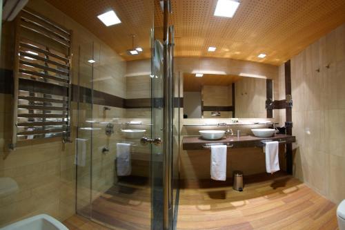 Deluxe Doppelzimmer Hotel Eguren Ugarte 7