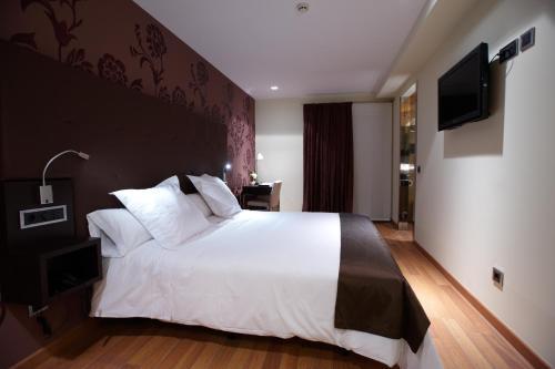 Deluxe Doppelzimmer Hotel Eguren Ugarte 6