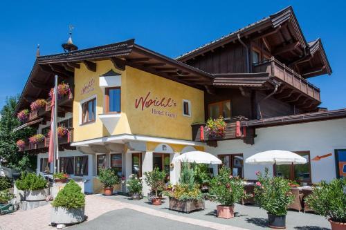 Noichl's Hotel Garni St. Johann i. Tirol