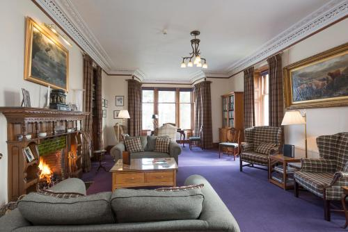 Dalrachney Lodge Hotel (B&B)