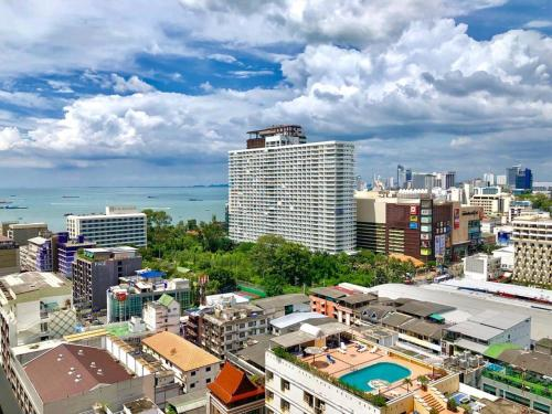 The Base, Central Pattaya, 18th Floor, Sea View The Base, Central Pattaya, 18th Floor, Sea View