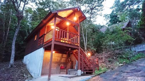 Rurikei Forest Cottage