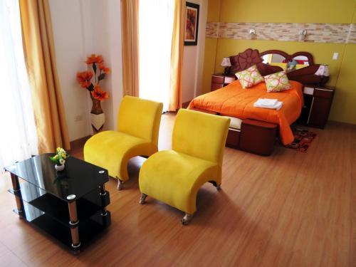 Reggio Green Hotel, Abancay