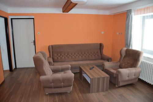 Apartmány Kvasejovice - Apartment - Sušetice
