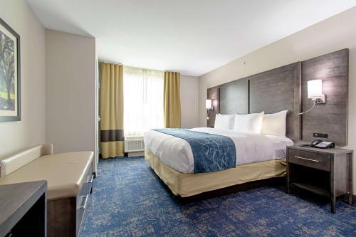 . Comfort Suites Humble Houston at Beltway 8
