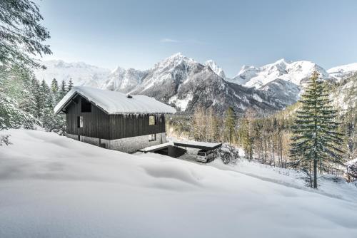 Luxus Chalet Quellhaus - Accommodation - Hinterstoder