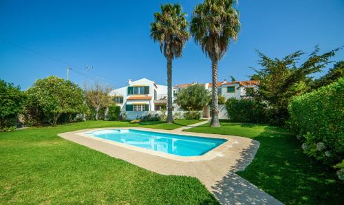 Sunny Meco House -4 bedroom house with pool, Sesimbra