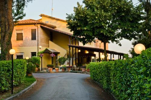 Hotel-overnachting met je hond in Hotel Ai Tufi - Siena