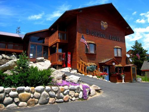 Americas Best Value Inn Bighorn Lodge - Grand Lake, CO 80447