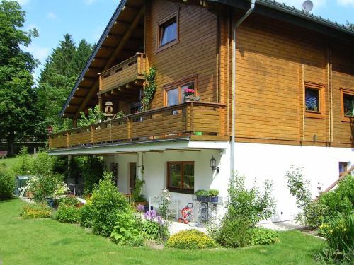 . Ferienwohnung im Harz-Haus-Bruns