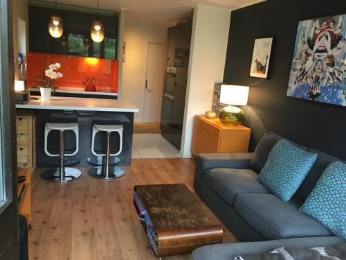 Bright and modern 4 person apartment in Tignes! Tignes Le Lac
