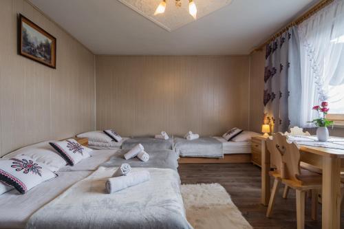Agrotatry U Stachy - Hotel - Bukowina Tatrzanska