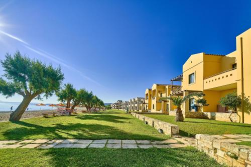 . Silver Beach Hotel & Apartments - All inclusive