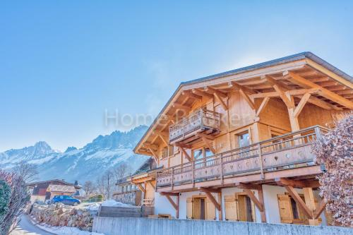 Chalet Spencer Les Houches