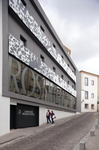 Foto de Rossio Hotel