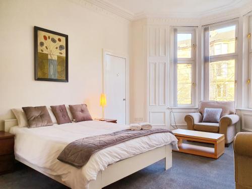 Stunning, Spacious Apartment In The Heart Of West End Kelvinbridge