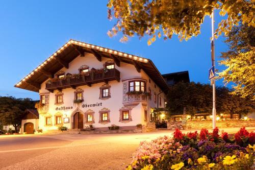 Фото отеля Landhotel Oberwirt