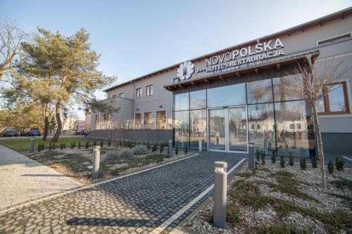 . Novopolska - Hotel i Restauracja