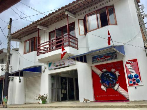 . Casa Hotel Los Kunas Capurganá