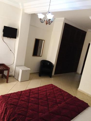 Girafe hotel yaounde, Mfoundi