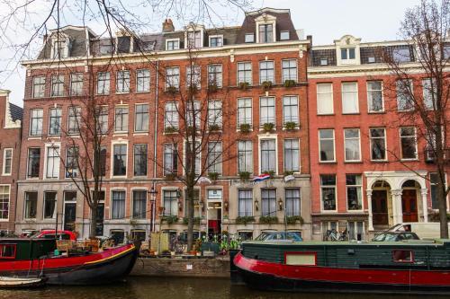 Prinsengracht Hotel impression